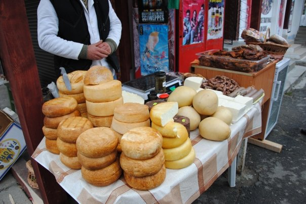 gastronomia rumania: