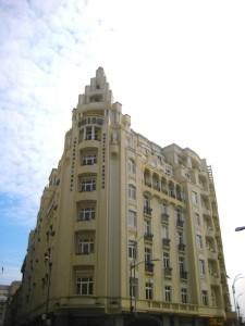 Bucarest posee tesoros arquitectónicos ocultos e cada esquina. ©Iñigo Pedrueza.
