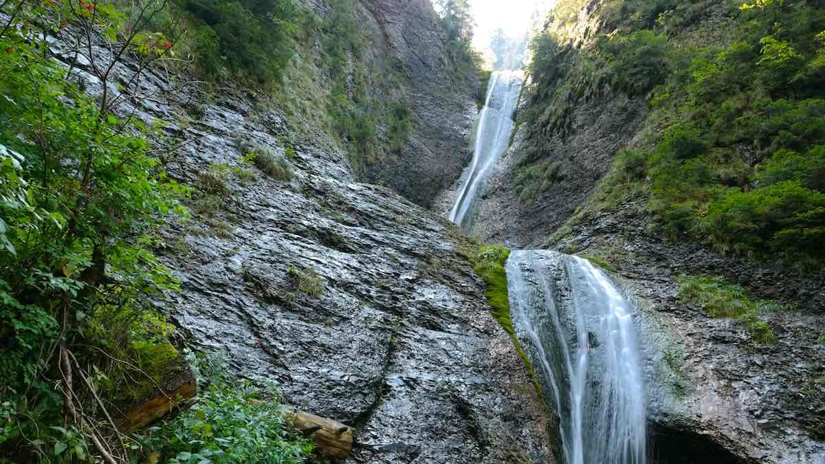 Cascada de Duruitoarea, en los Cárpatos. ©Iñigo Pedrueza.