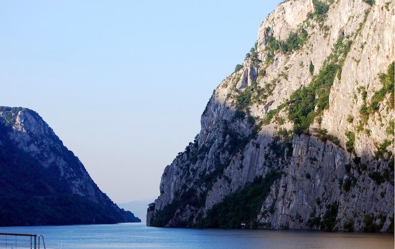 Cruceros por el Danubio en Rumanía