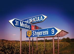Señales en Rumanía. Un país para recorrer en todas su formas.