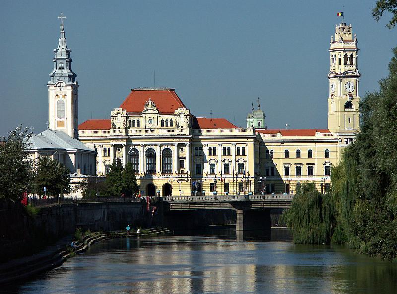 Ayuntamiento de Oradea
