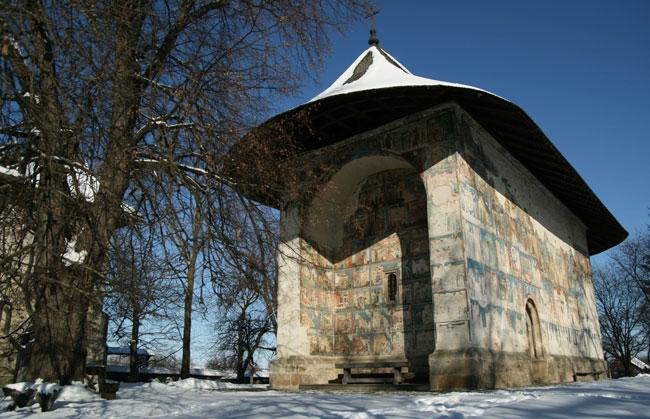 Iglesia de Arbore, patrimonio Unesco