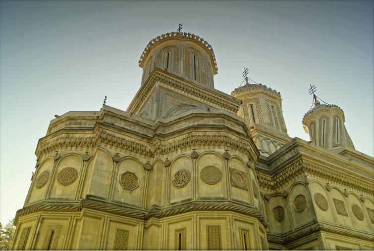 Monasterio de Curtea de Arges