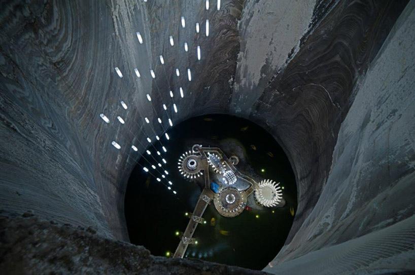 Las fascinantes minas de sal de Turda