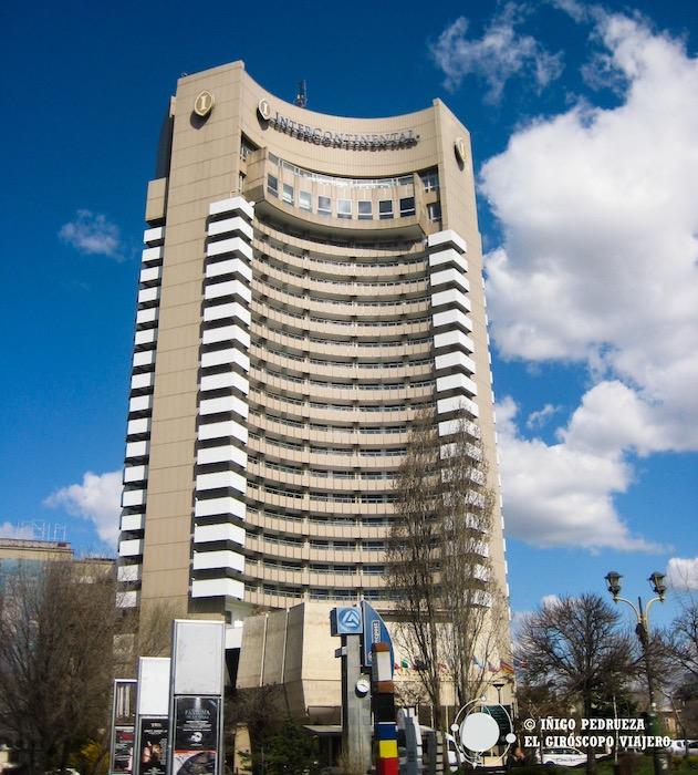 Hotel continental, un hotel de lujo a nuestro alcance en pleno centro de Bucarest. ©Iñigo Pedrueza.