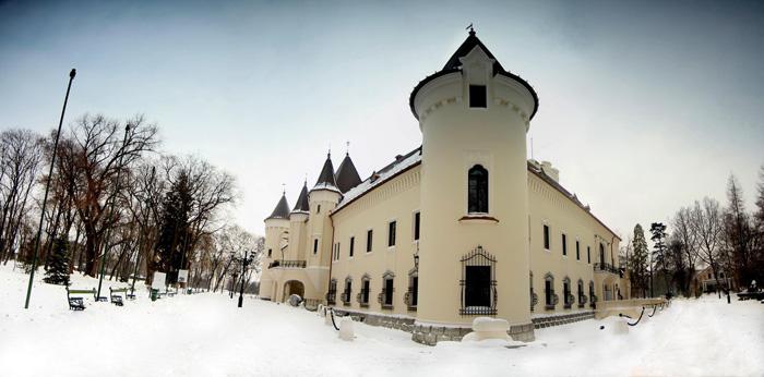 Castillo de Carei
