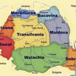 Ciudades y regiones de Rumanía