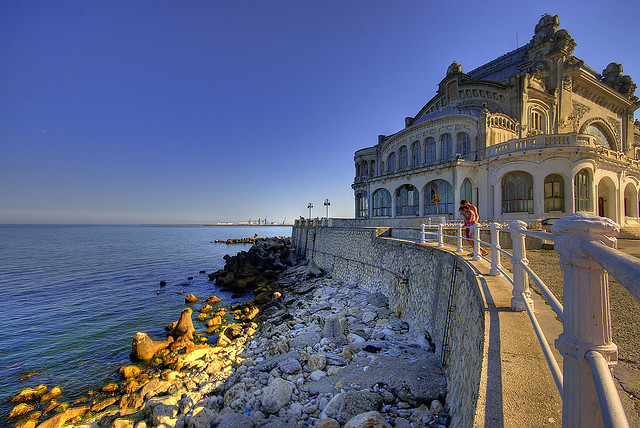 Travelers who viewed Constanta Casino also viewed