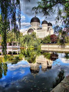 Catedral ortodoxa de Arad