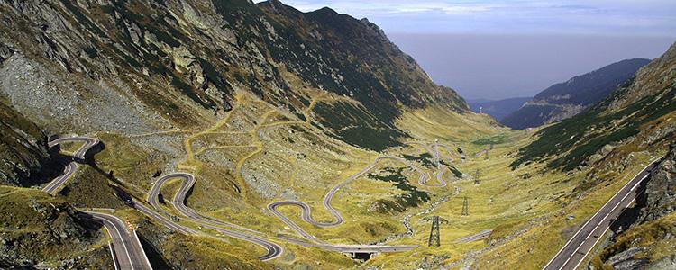 Carretera Transfăgărășan, la mejor carretera de Rumanía