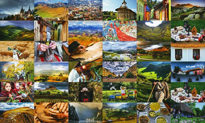 Rumanía, mil viajes dentro de un mismo país