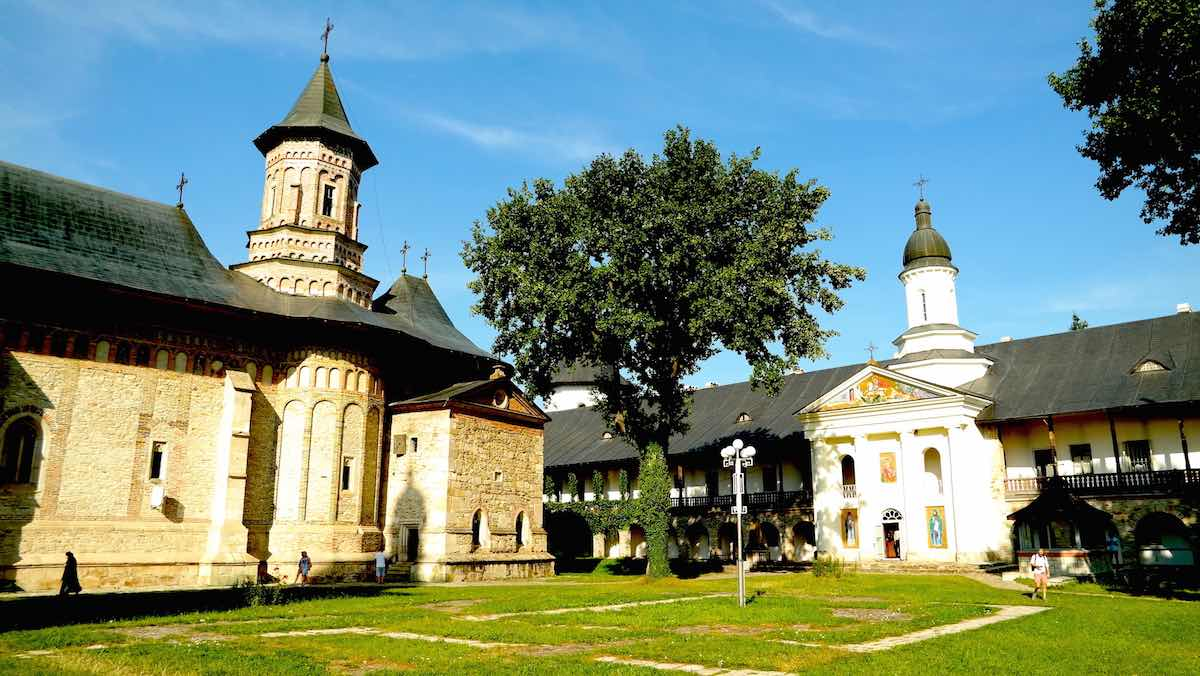 Iglesia del monasterio de Neamt. ©Iñigo Pedrueza