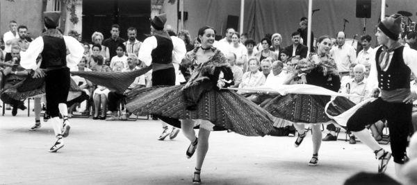 Festival del folclore catalán en Timisoara. APLEC Internacional 2014