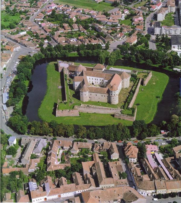 Castillo de Fagaras