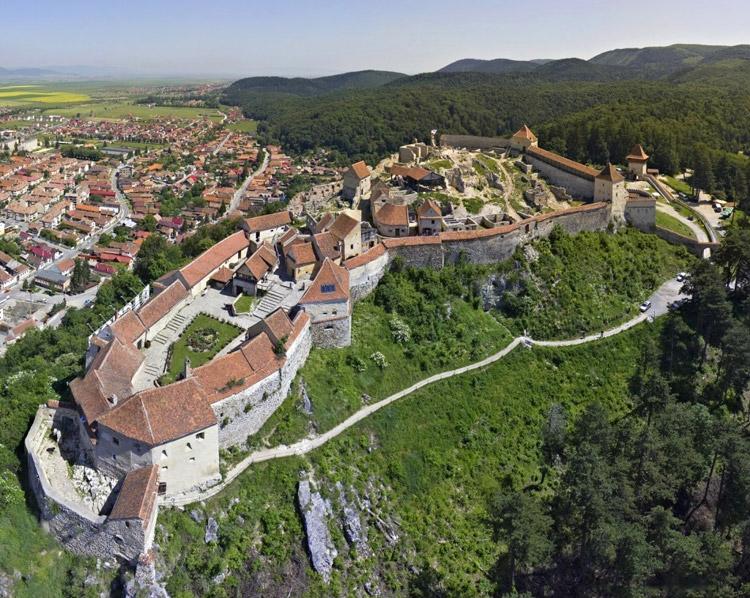 Fortaleza de Rasnov
