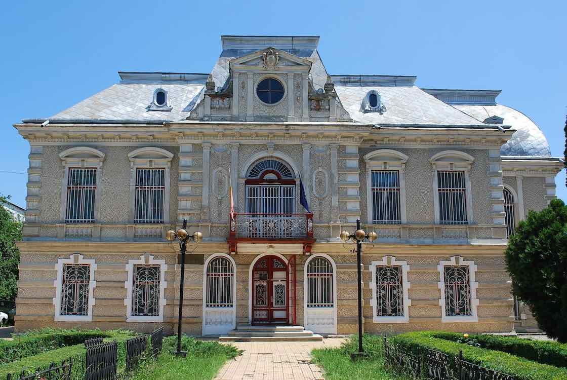 Museum, uno de los edificos más bonitos de la ciudad. Foto de Radu Ana Maria.