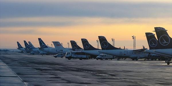 EL aeropuerto de Otopeni es el que tiene más vuelos de Rumanía.