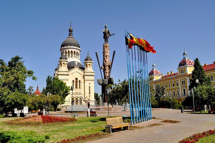 Catedral Ortodoxa de Satu Mare