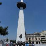 La Plaza de la Revolución en Bucarest