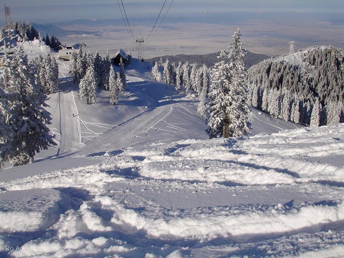 Esquí en Predeal